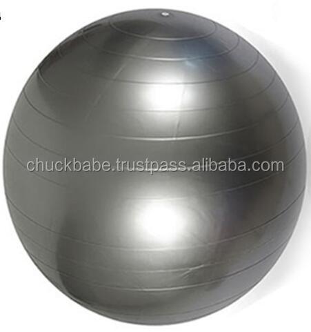 TUV GS Yoga topu anti-patlama PVC spor egzersiz jimnastik topu üreticisi toptan