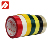 Jumbo Roll High Temperature Electrical Insulation 3M Self Adhesive Mylar Tape Yellow
