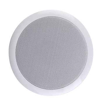 "High Quality Professional OEM / ODM Manufacturer Pa Systems 8"" Passive Ceiling Speakers"