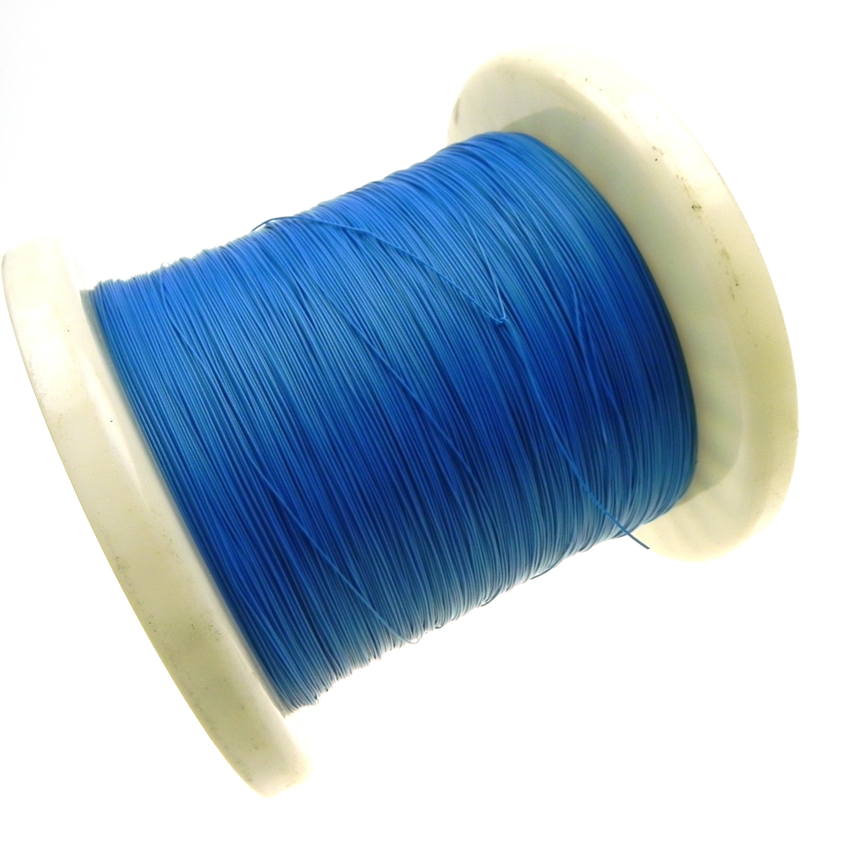 0.5mm teflo high temperature electric wires cables <strong>copper</strong> blue color