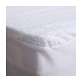 Premium Smooth Soft Cotton Terry Cover Waterproof Mattress Protector