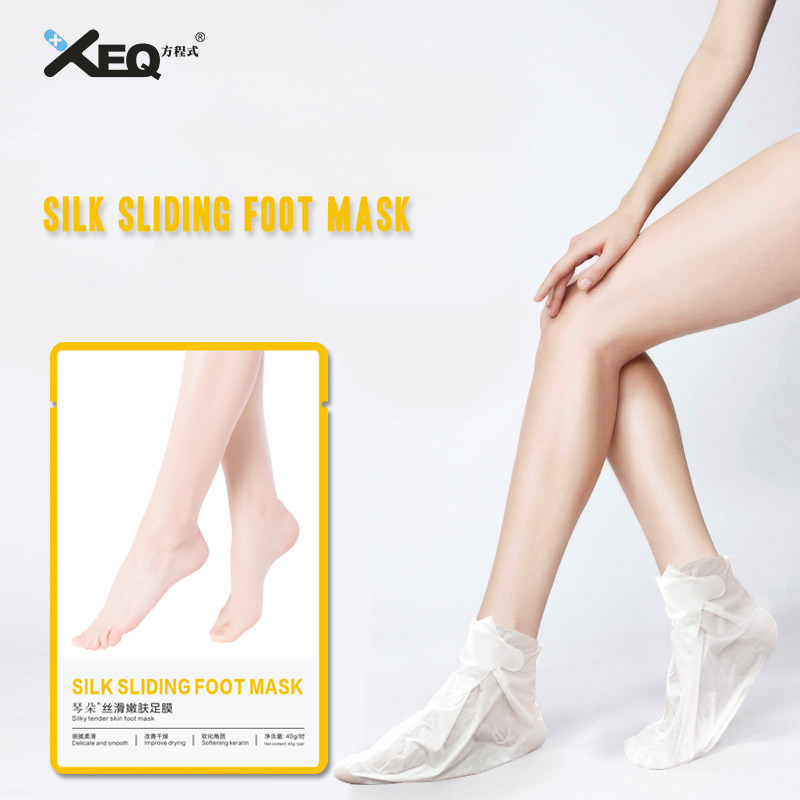 Best Remove Dry Dead Skin Peeling Exfoliating And Moisturizing Foot Mask And Hand Gloves