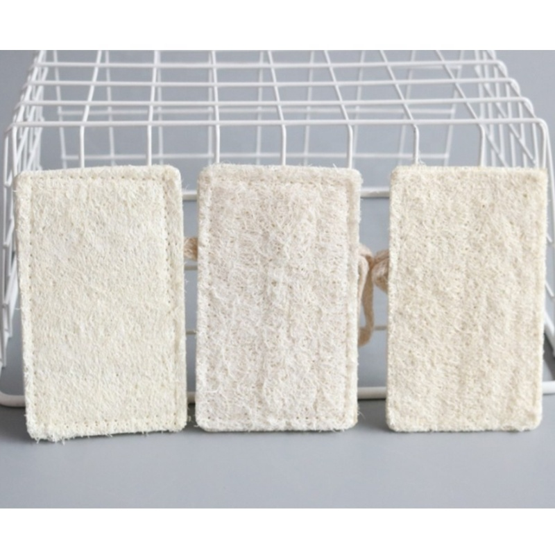 Wholesale Eco-friendly Luffa Sponge Natural Bulk Loofah Bath Sponge For Shower
