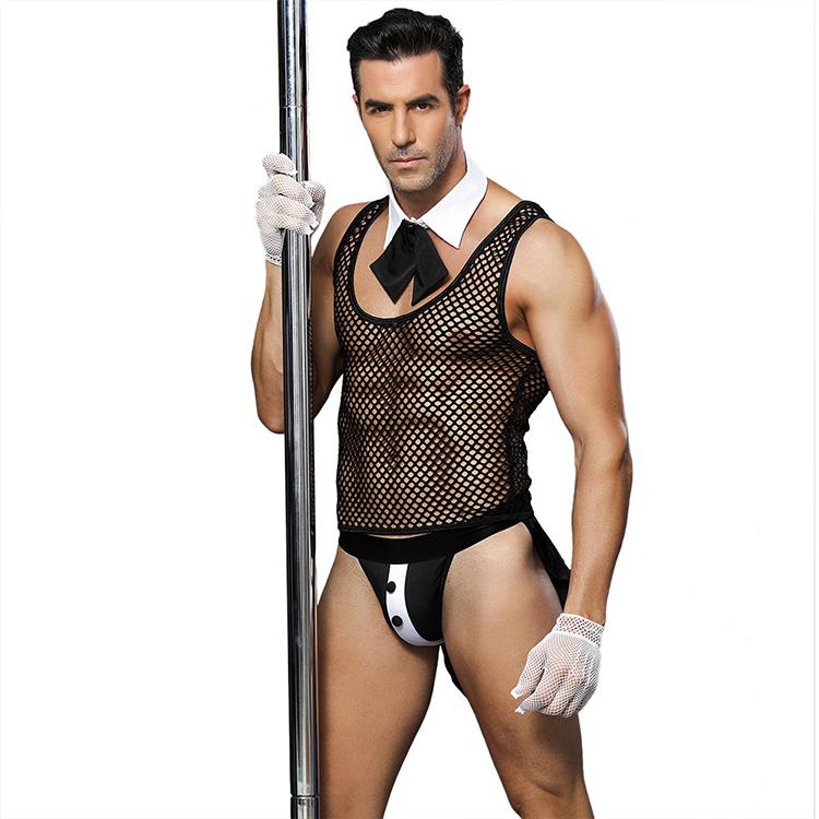 Sexy tin man costume
