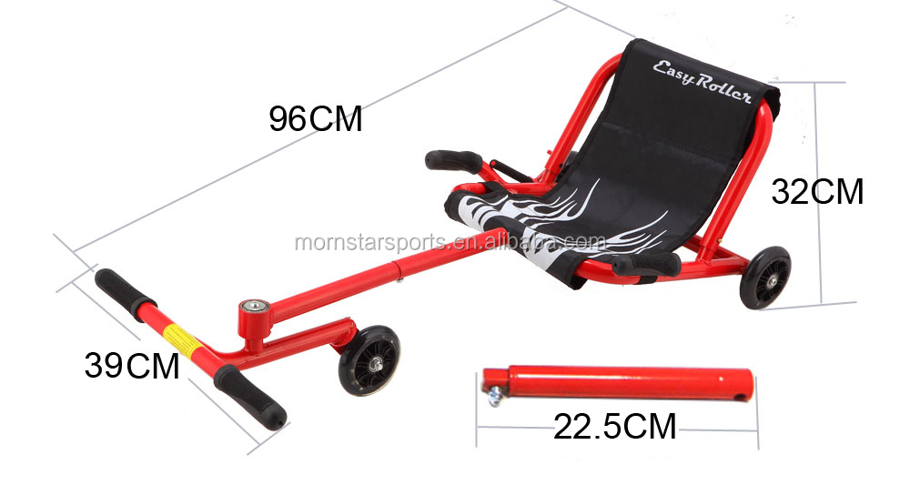 Kids pro scooter foot easy roller