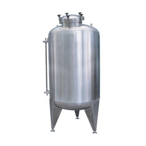 cryogenic liquid storage tank food grade stainless steel tank hot water storage tank