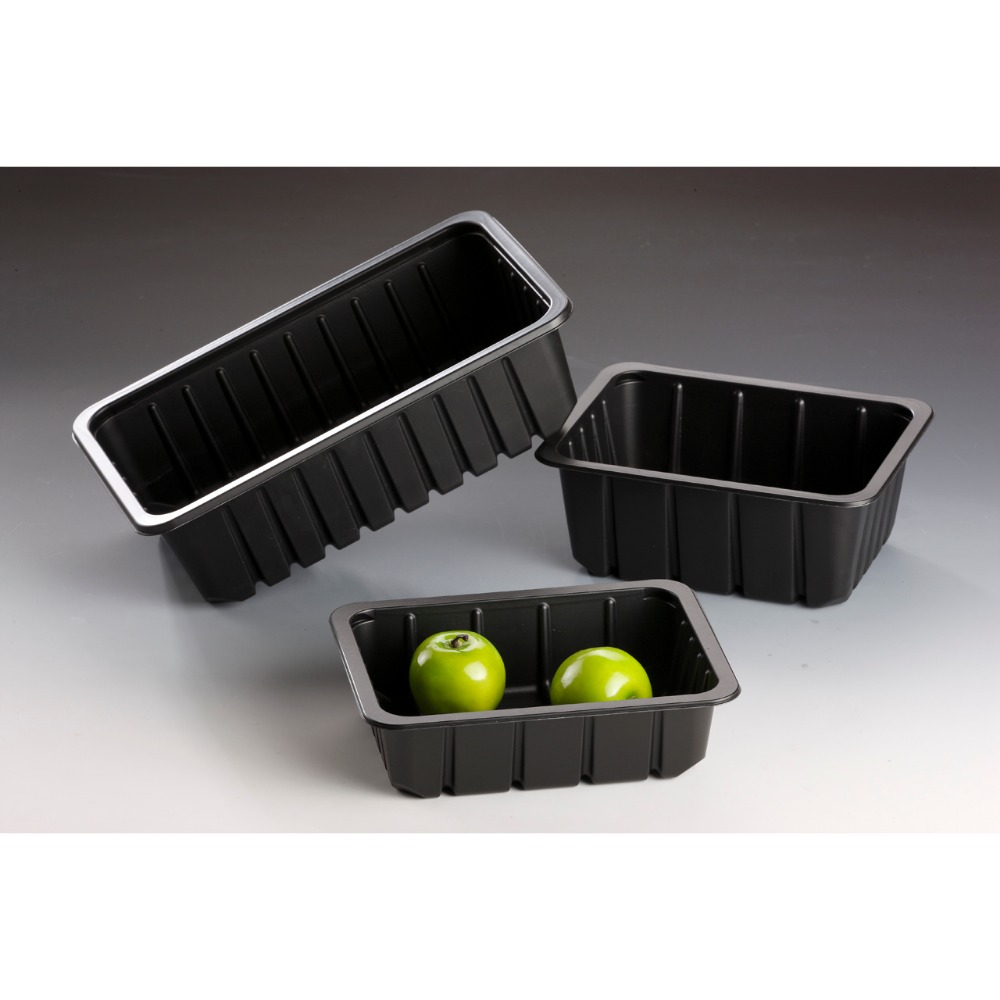 Black Plastic Meat Tray Wholesale Plastic Meat Trays