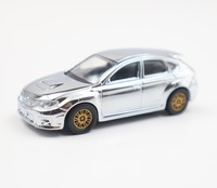 Factory customized mini metal alloy diecast model promotional cars toys