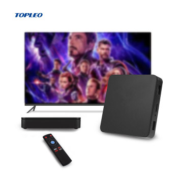 Topleo OEM i96 C 4K*2K UHD Output Amlogic S905W Quad Core tv android box