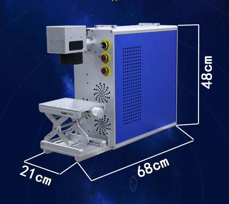 laser marking machine (21)