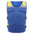 Patented High Quality Fast Delivery Ice Water Cooling Vest, Air Fan Cooling Clothing For Hot Weather