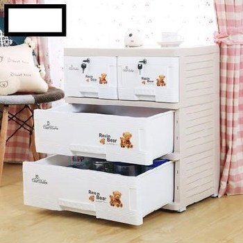 3 Layers Plastic Clothes Storage Drawer Organizer For Baby Buy