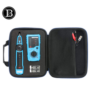 Hard eva Carry Travel Case with Two-Way Radio