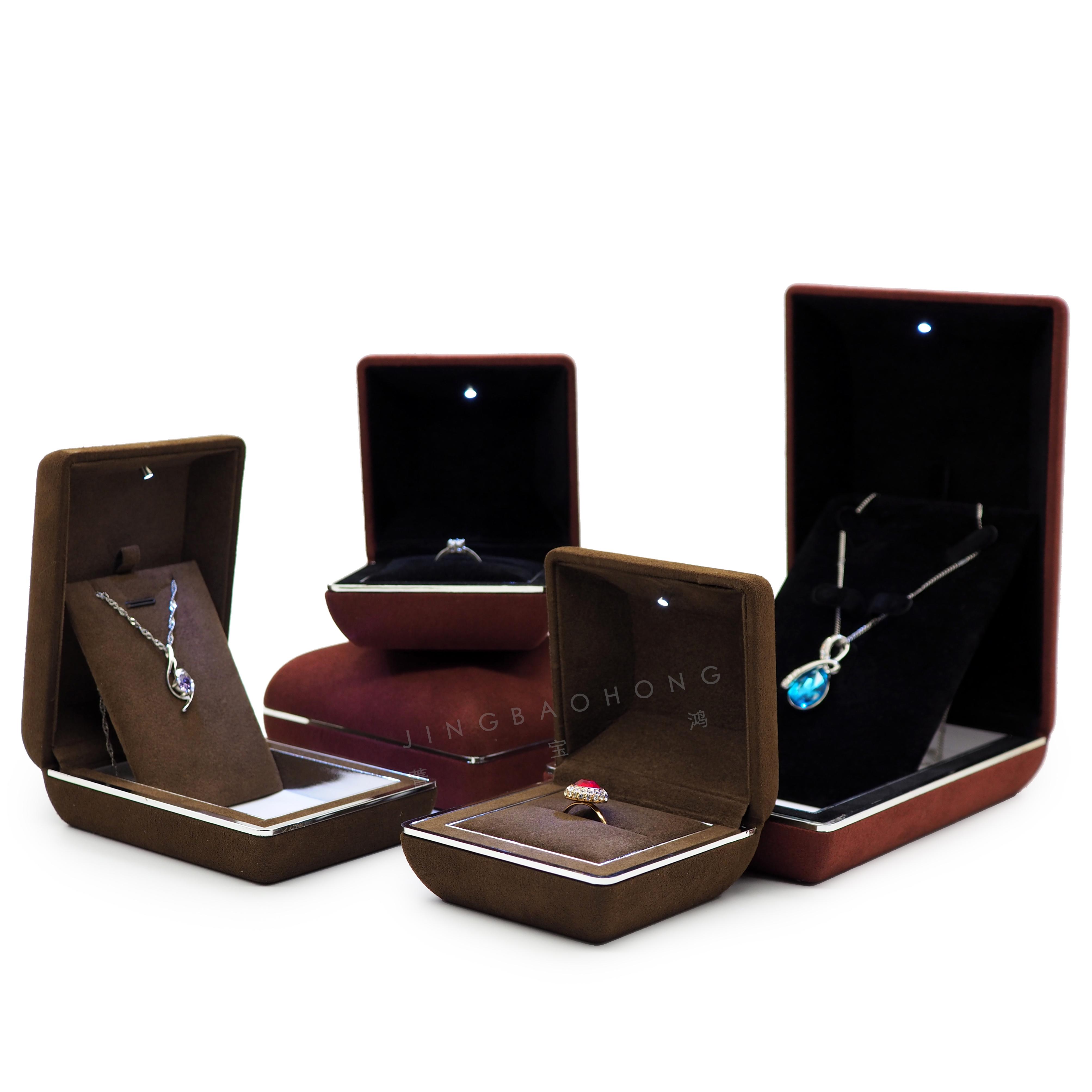 Коробка для хранения ювелирных изделий с кольцом, упаковка с логотипом на заказ, коробка для браслетов и чехол для ювелирных изделий