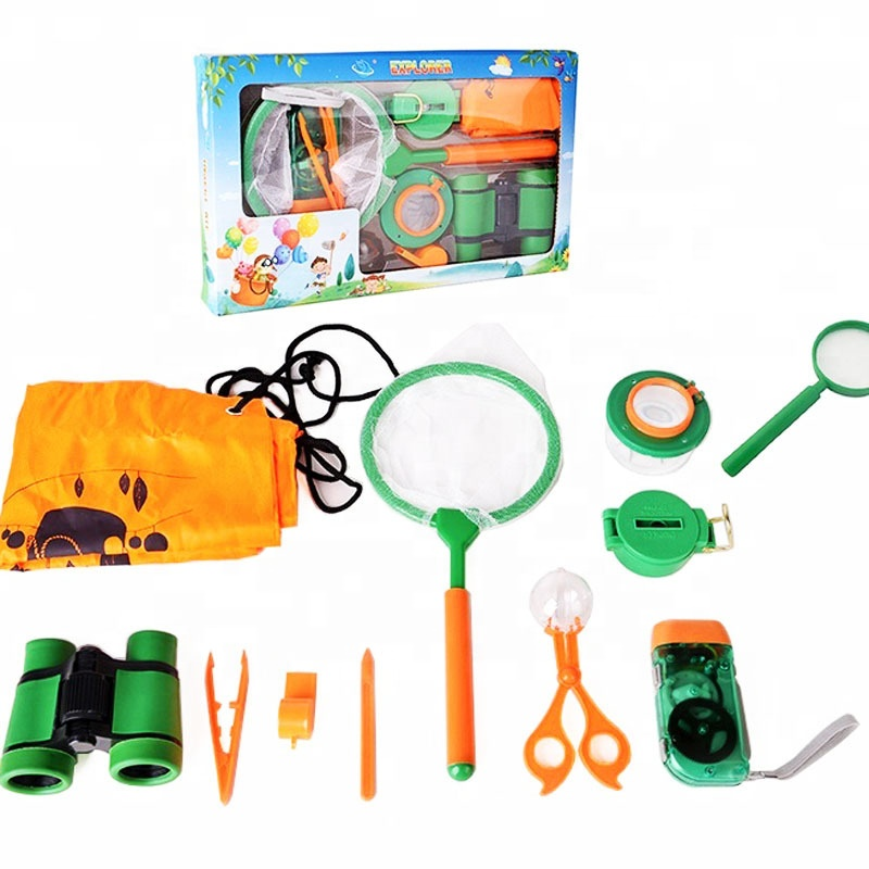 2020 insect catching 11 in 1 exploration kit for children <strong>kids</strong> <strong>outdoor</strong> <strong>toys</strong>
