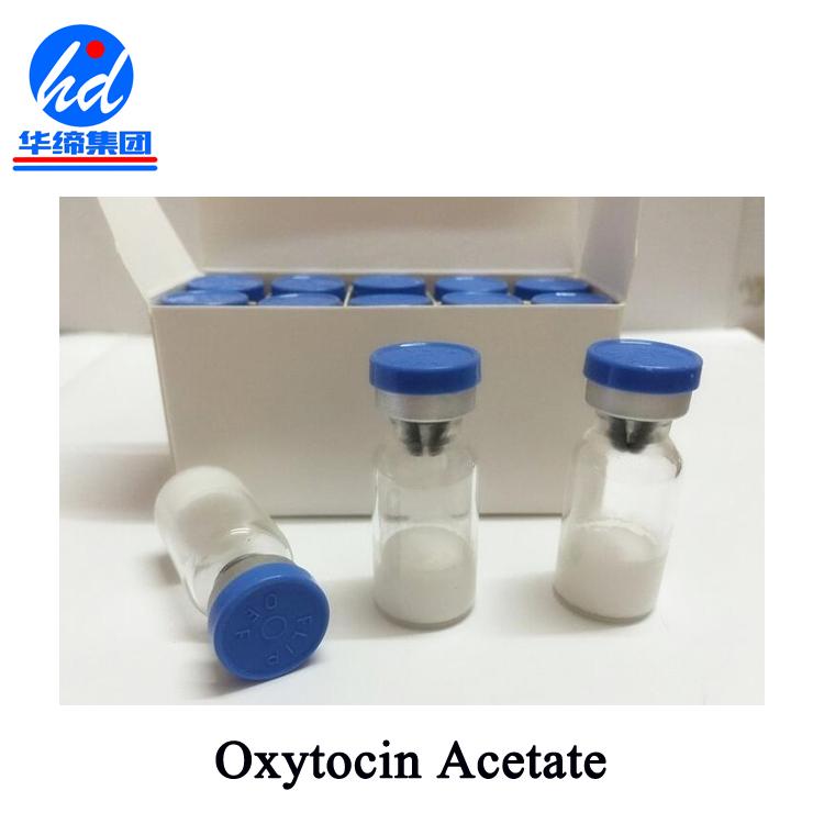 synthetic peptide factory price animal human use oxitocina oxytocin acetate