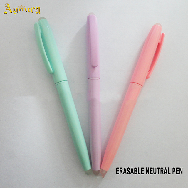 Wholesale customized personalized wipe neutral pen temperature control pen