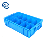 Factory hot sale plastic Hard Tool Storage Logistics turnover box