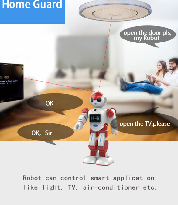 2020  Intelligent Programmable Humanoid Robot for Entertainment Education with walking dancing kongfu and other actions