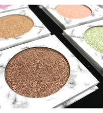 Highlighter di trucco private label pigmento contorno di lunga durata