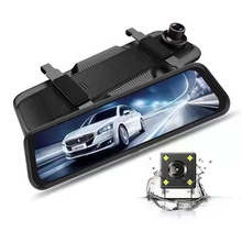 ZPARTNERS custom Car Camera Rearview Mirror Screen with gps
