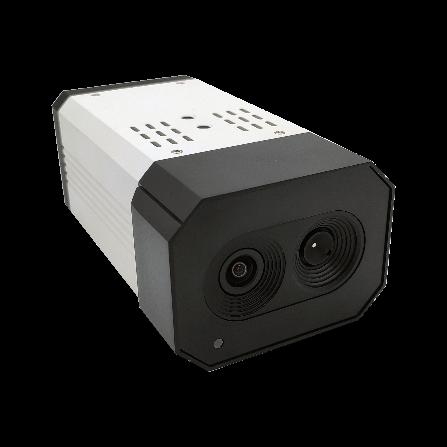 Lcd Led Lichaam Biothermal Automatische Digitale Auto Alarm Cctv Thermische Gezicht Temperatuur Ai Scanner