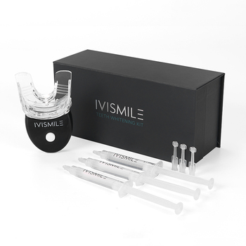 Clinically Proven To Whiten Teeth 8 Shades Supports Gum Health No Sensitivity Extra Teeth White System Recommended By Dentist