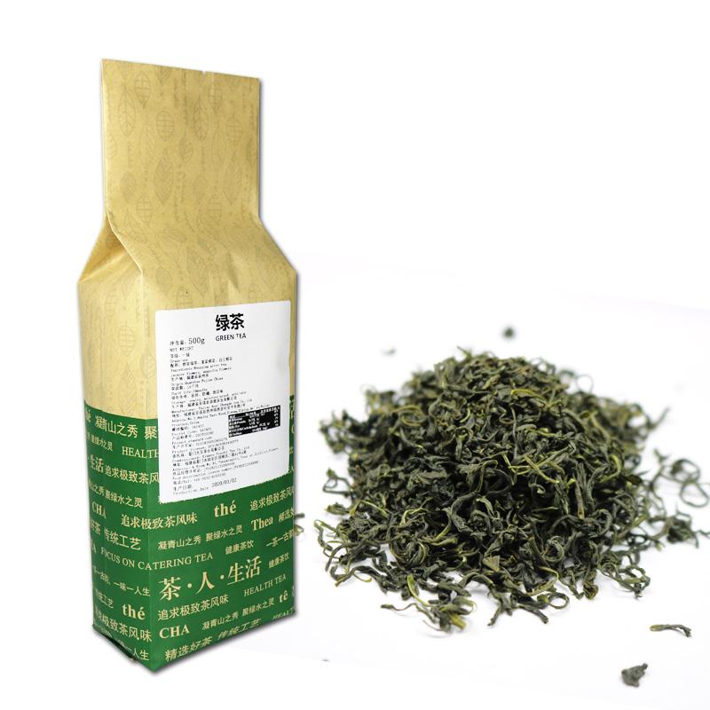 Chinese Green tea loose leaf tea G06 - 4uTea   4uTea.com