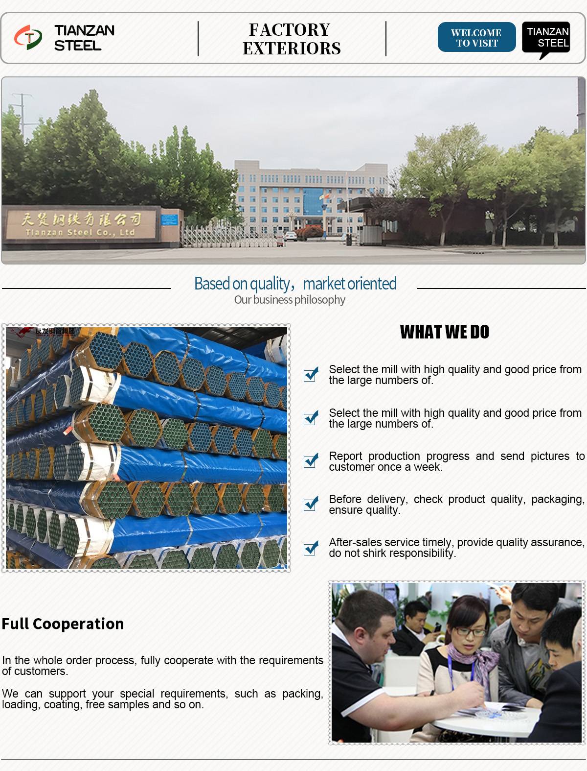 Tianzan steel galvanized pipe astm a153 Galvanized Carbon Steel Seamless Pipe And Tube