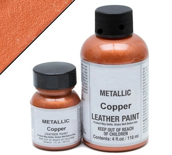 SNEAKERS ER PREMIUM ACRYLIC COPPER LEATHER PAINT