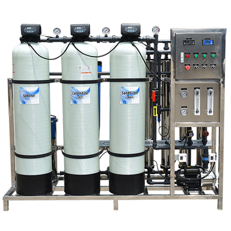 product-Industrial stainless steel ro water treatment plant machinery-Ocpuritech-img-3