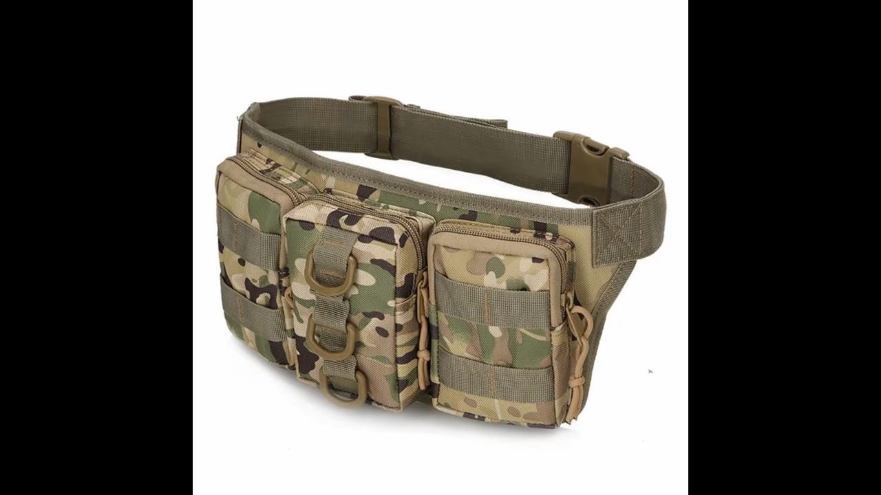 カスタム永久ファニーパックウエストバッグ防水使用迷彩携帯ベルト財布ウエストバッグメンズ尻バッグ