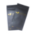 3.5g custom design matte black packaging bags plastic aluminum foil frosted smell proof ziplock bag