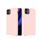 Unique product 2019 new arrivals hot sale mobile phone accessories liquid silicone phone case for iphone 11 XI Max