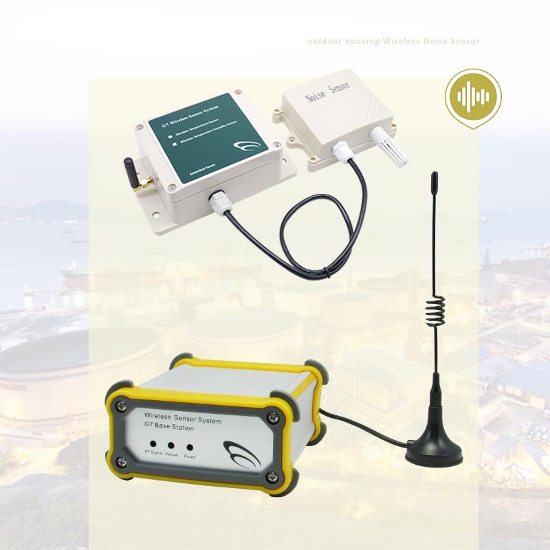 module iot solutions wireless sensor outdoor housing Wireless Noise Sensor - Famidy.com