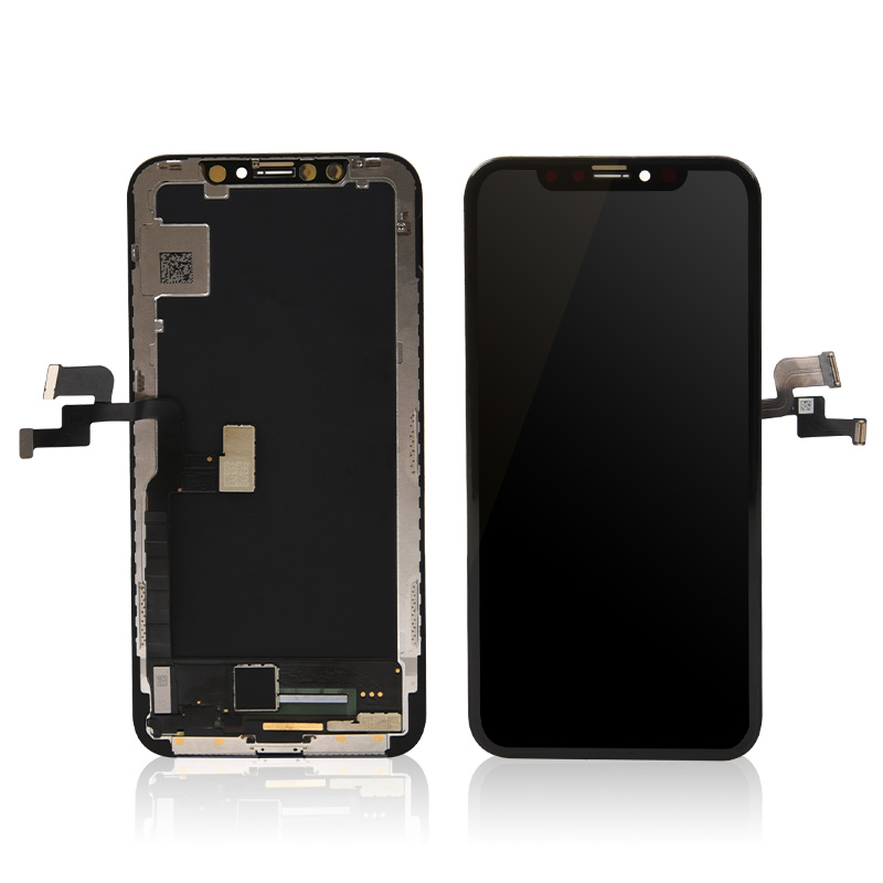 Mobile phone lcds screen for <strong>iphone</strong> X lcd replacement for <strong>iphone</strong> x mobile accessories display