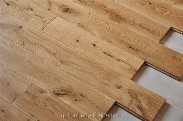 Solid White Oak Hardwood Flooring