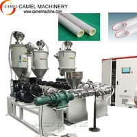 PPR PIPE ppr Glass fiber pipe Hot/cold water pipe production line /making machine