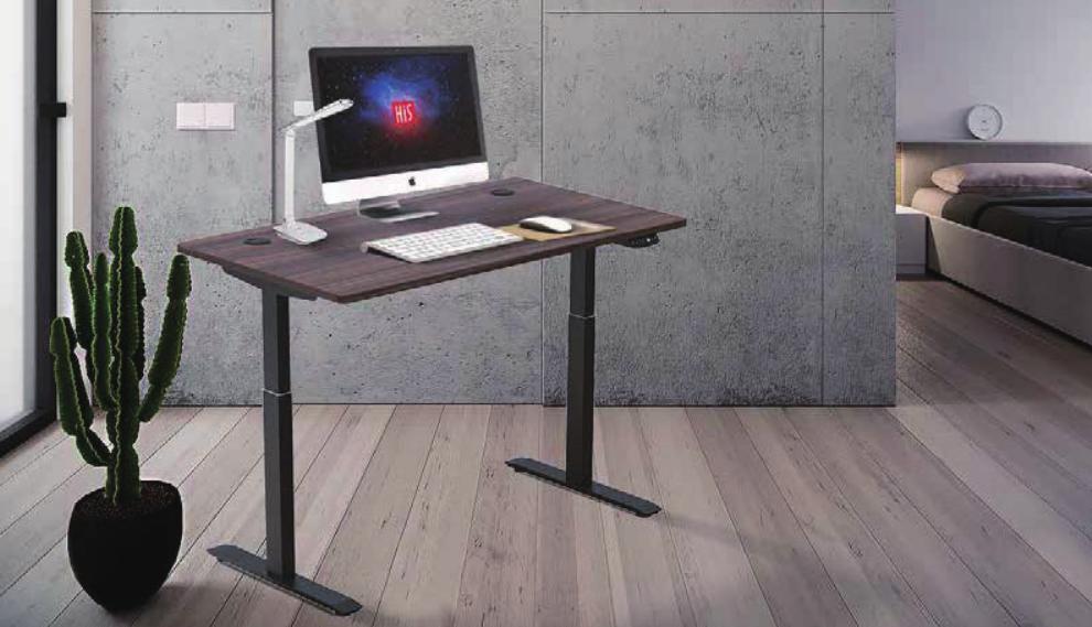 전기 스탠드 책상 높이 조절 프레임 휴대용 컴퓨터 책상 책상 모터
