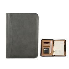 Ежедневный блокнот А5 из искусственной кожи с калькулятором спиральный личный дневник планировщик блокнот-органайзер для путешествий Папк...(Китай)