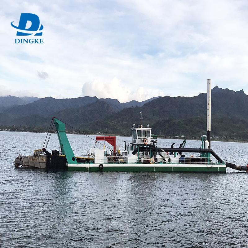 20 inch sand dredger for dreging river or lake