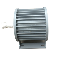 10KW 200 RPM Three Phase Low Noise AC Permanent Magnet Generator 120V 240V