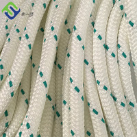 2mm/5mm/6mm/8mm/ nylon double braided rope producer