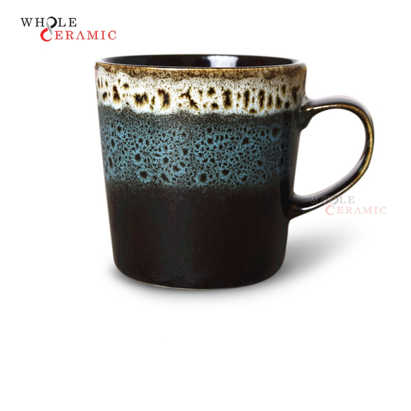 New Hot A Class Qualified Solid Color 90Ml Ceramic Coffee Cup Factory China