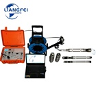 Ptz Camera Portable Laptop Controlled 40mm Dual View Rotary Or Single View PTZ Borewell Inspection Camera
