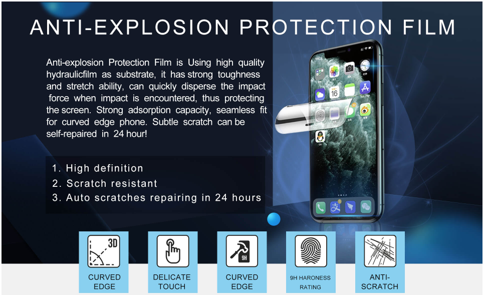 DAQIN IDskin Cutter for Mobile Phone Screen Protector and Full Body Protector making with Software