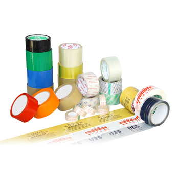 New packaging tape, roll bopp tape, custom printed adhesive tape