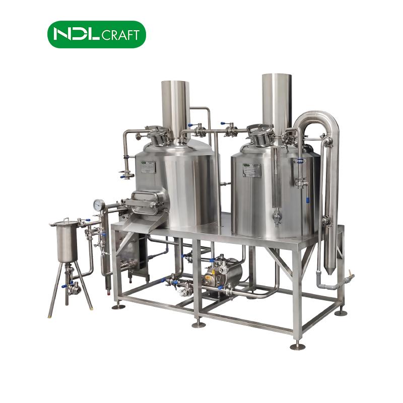 100L homebrew mini brewery brewing equipment