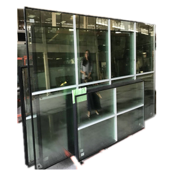 Manufacturer toughened 8mm Architectural Construction Building Insulating  tempered laminated  glass wall panel  Wholesale
