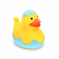 wholesale yellow rubber duck floating bath toy